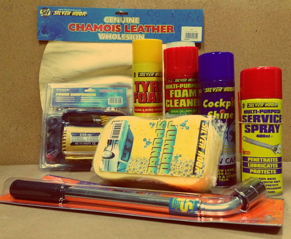 Car Care Products Image