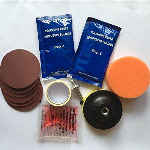 Headlamp Polish Kits Image